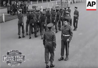 (video) Welsh Guards in Training, Caterham Guards Depot.