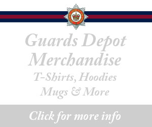 Guards Depot Merchandise