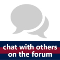 Chat with others on the forum